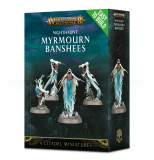 Pachet Miniaturi Warhamme AOS, Games Workshop, Myrmourn Banshees