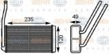 Radiator incalzire interior LAND ROVER FREELANDER (LN) (1998 - 2006) HELLA 8FH 351 000-161