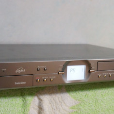 DVD recorder cu HDD Sharp DV-HR350 defect, DivX, SCART