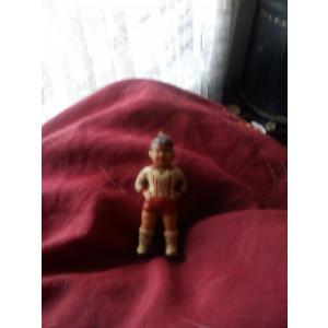 Figurina fotbalist piesa unica 1943,,rog seriozitare,o zi de vis tuturor