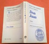 Don Juan. Editura Fundatiei Culturale Romane, 1996 - Nicolae Breban