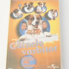 Caseta video VHS originala film tradus Ro - Cainele Vorbitor