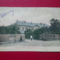 Pavilionul de ad.tie al Regimentului Constanta no.34