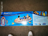 Barcă gonflabilă Crane Sports 4 persoane