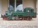 Machete feroviare HO