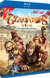 Gladiatorii Romei / Gladiators of Rome - BLU-RAY 3D si 2D Mania Film