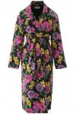 Cumpara ieftin Trenci pardesiu dama Balenciaga floral cotton trench 602436 TGLN7 5261B Multicolor
