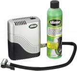 Kit reparatie pana Slime Moto Repair 237ml + Compresor aer 12V pentru anvelope fara camera lichid reparatie pana