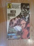 D6d Mister Ashenden, agent secret - Somerset Maugham