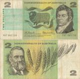 1966, 2 dollars (P-38a) - Australia!