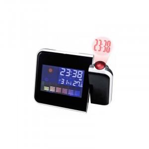 Ceas de camera cu proiectie , Alimentator de priza inclus- electroAZ