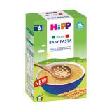 Paste pentru bebelusi HiPP Organic Baby Pasta, 6 luni+