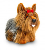 Jucarie de plus Animotsu 30 cm - Catelus Yorkshire Terrier