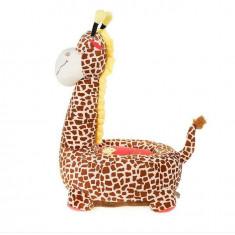 Fotoliu din plus – model Girafa