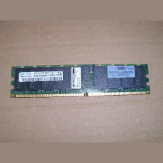 Memorie server 4GB DDR2 2Rx4 PC2-5300P-555-12-K3 ATENTIE! NU MERGE PE PC!