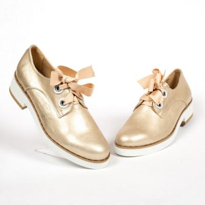 Pantofi oxford clara foto