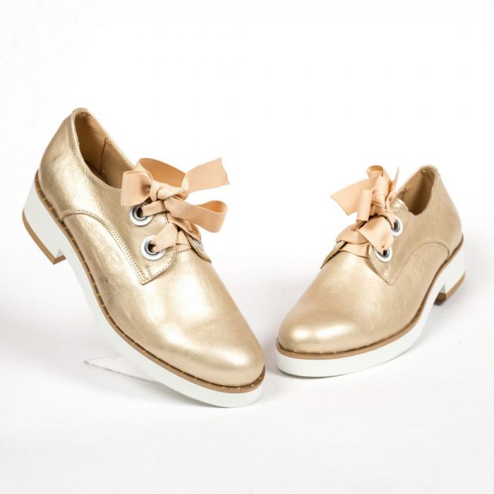 Pantofi oxford clara