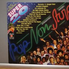 Super 20 – Pop Non Stop – Selectii (1981/Ariola/RFG) - VINIL/Impecabil