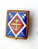 Insigna marina militara Drago Paris