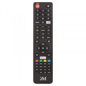 Televizor 4K UltraHD Smart Kruger & Matz, LED, 190 cm