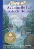 Aventurile lui Sherlock Holmes. Repovestire dupa scrierile semnate de Sir Arthur Conan Doyle - Editia a II-a/Chris Sasaki