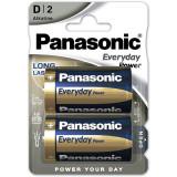 Baterii Panasonic Everyday Power LR20/D 2 bucati
