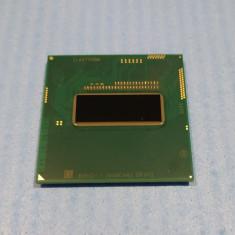 PROCESOR CPU laptop intel i7 4710QM HASWELL SR1PQ gen a 4a 3500 Mhz