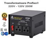 Transformator curent 220V - 110V 200 W Proflex GARANTIE 3 ANI