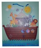 Punga medie pentru cadouri - Noah's Ark   Glick