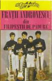 Casetă Frații Andronescu din Filipeștii de pădure – Cântece De Petrecere, Casete audio