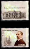 Romania 2012, LP 1947, Ziua Marcii, Victor Babes, seria, MNH! LP 12,90 lei, Medical, Nestampilat