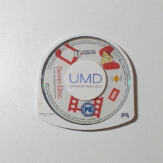 Joc PSP Demo Disc - G