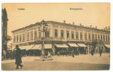 4715 - GALATI, Market, Romania - old postcard - unused, Necirculata, Printata