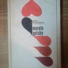 MARELE GATSBY de SCOTT FITZGERALD , 1967