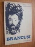 BRANCUSI - Nina Stanculescu - Editura Albatros, 1981, 164 p. cu imagini
