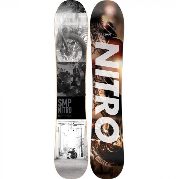 Placa Snowboard Nitro SMP 155 2020