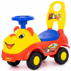 Masinuta 2 in 1 fara pedale Teddy Polesie