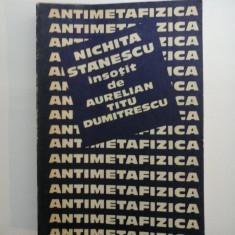 NICHITA STANESCU insotit de AURELIAN TITU DUMITRESCU