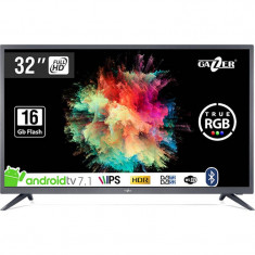 Televizor GAZER LED Smart TV32-FS2G 81cm Full HD Black