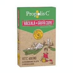 Propolis C Raceala si Gripa Kids Fiterman 8pl Cod: fitt00200