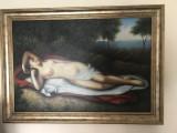 Nud in mijlocul naturii - Dave Wood