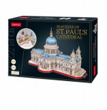 Cumpara ieftin Puzzle 3D - Catedrala St. Paul, 643 piese, CubicFun