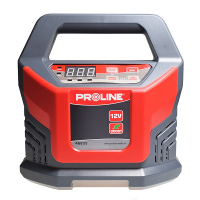 Redresor incarcare cu robot pornire Proline, 12 V, 15A foto