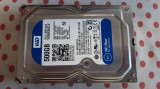 HDD 500 Gb 3,5 inch Western Digital Blue Sata 2 Desktop., 500-999 GB, 7200, SATA2