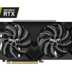 Placa video Palit GeForce RTX 2060 SUPER™ Dual, 8GB, GDDR6, 256-bit