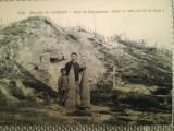 CP Primul razboi mondial, Verdun, obuz de 420, copil, Fort de Douaumont