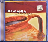 Ro-Mania ‎– Lasa-ma Sa Beau (1 CD), cat music