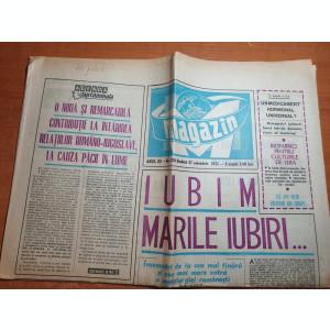 magazin 27 noiembrie 1971-echipa de fotbal  in sferurile de finala la europene