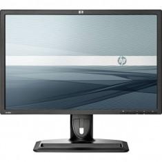 Monitor 24 inch LCD, IPS, Full HD, HP ZR24w Black & Silver, Grad B