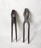 Patent vechi, patenti vechi pentru colecte - decor, clesti vechi - unelte scule